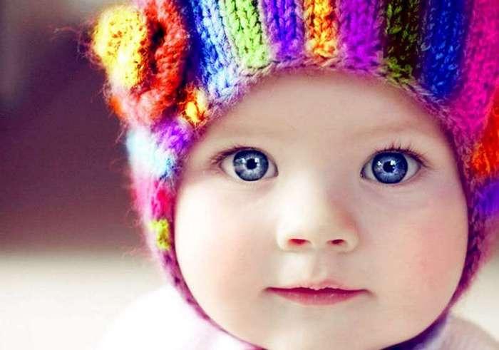 Глаза зеркало души – поразительный и удивительный детский взгляд