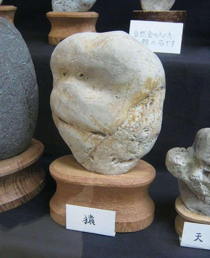 Необычный музей камней в Японии