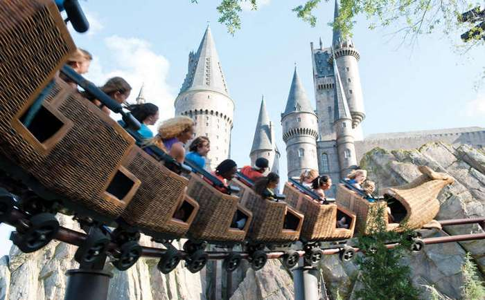 10 самых интересных тематических парков в мире