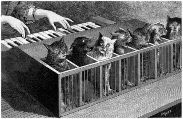 Самые необычные музыкальные инструменты в истории