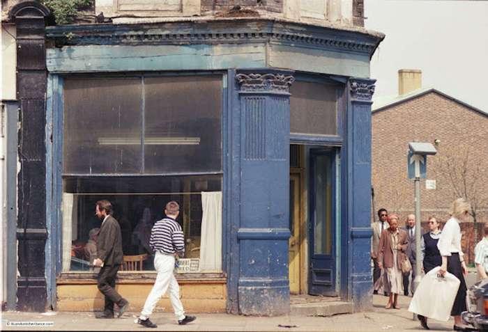 Будни Лондона 80-х