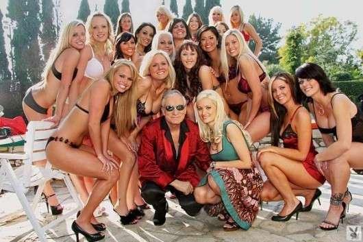 Девушки Playboy рассказали правду: шокирующие истории из жизни в особняке Хью Хефнера