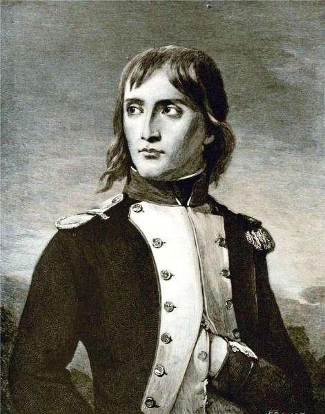 Молодой Наполеон хотел служить в русской армии
