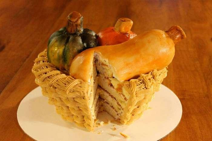 Ужасающе реалистичные торты, которые не каждый решится попробовать