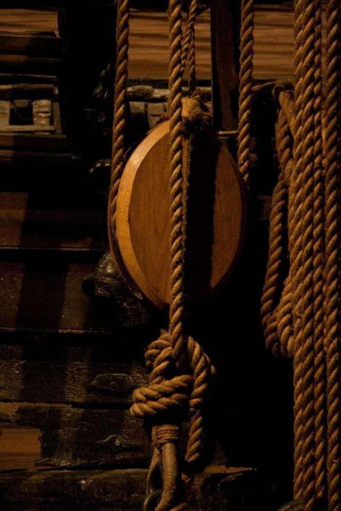 Vasa — единственный в мире сохранившийся корабль постройки XVII века