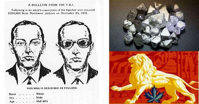 25 самых впечатляющих ограблений в истории человечества