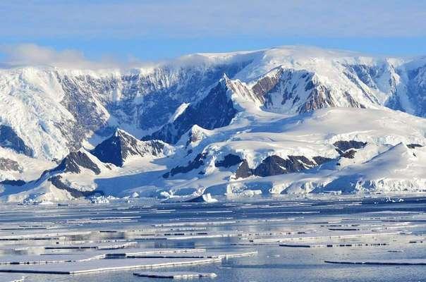 15 фактов о Антарктиде