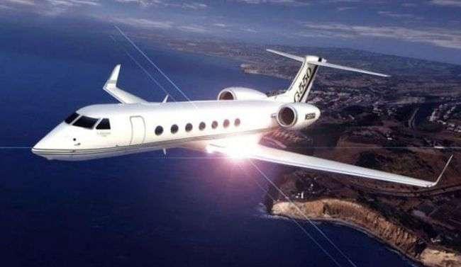 Самые дорогие частные самолеты знаменитостей