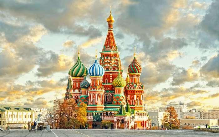 Неизвестный собор Василия Блаженного