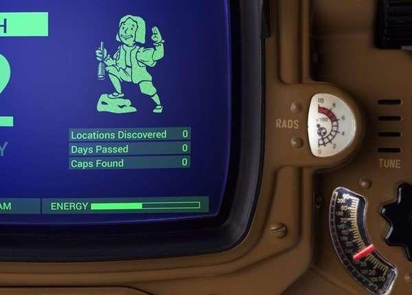 Компания Bethesda выпустила носимый компьютер Пип-Бой