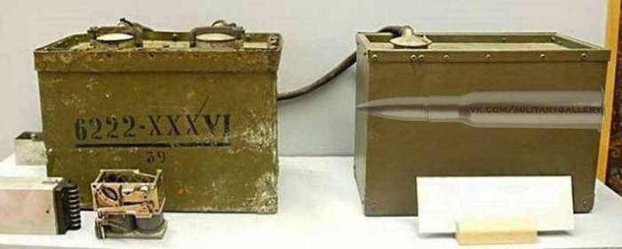Советские минные вундерваффли