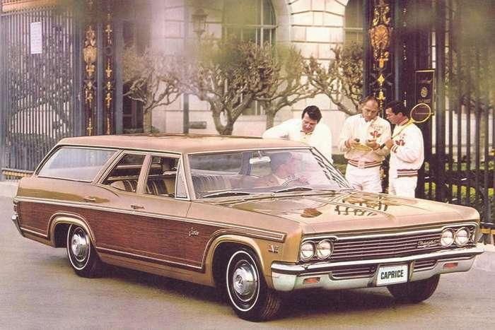 «Деревянные» машины: от довоенных «вуди» до Jeep Wagoneer из Breaking Bad