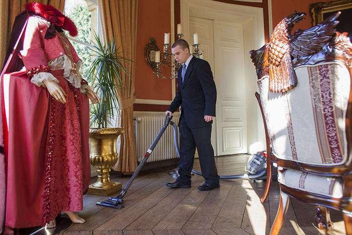 Как готовят дворецких в Европе