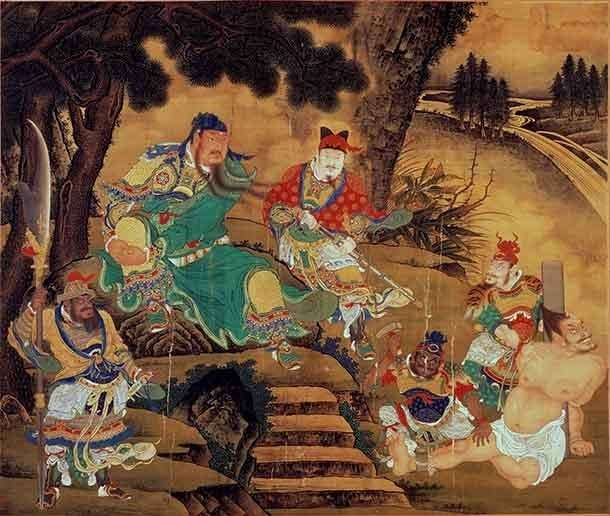 an analysis of the times of great political change in the japanese and chinese dynasties Chinese recorded history goes back more than 3000 years to chinese history is measured in dynasties the great wall of china is the only man-made structure.