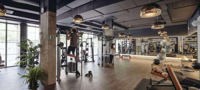 Club XII — элитный фитнес-центр в Мадриде