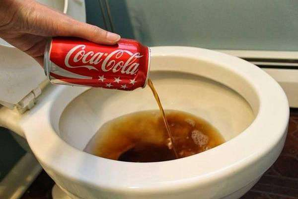 Скрытый резерв: Кока-Кола