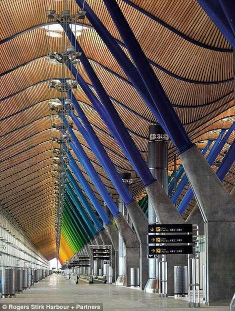 Аэропорты, из которых не хочется улетать: самые красивые терминалы мира