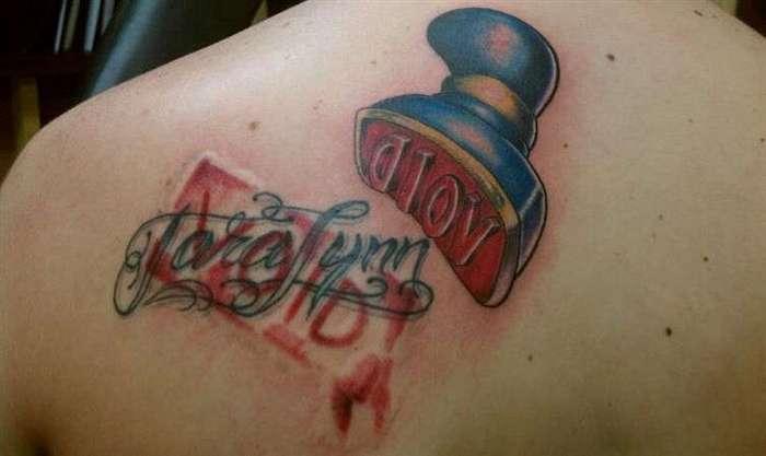 Как избавиться от ошибок прошлого: мастерски замаскированные татуировки