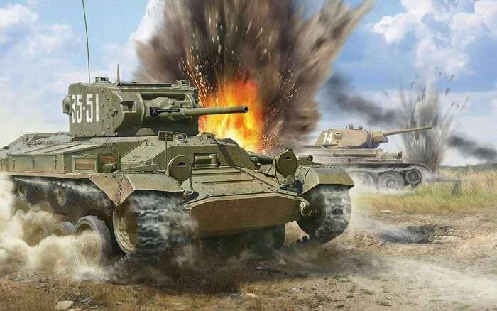 Танковый хулиган