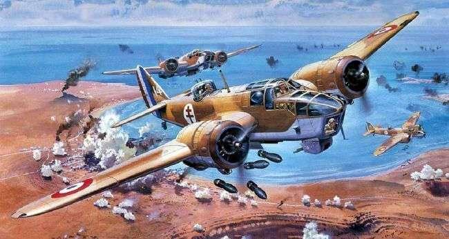Красивые арты на тему авиации и Второй мировой