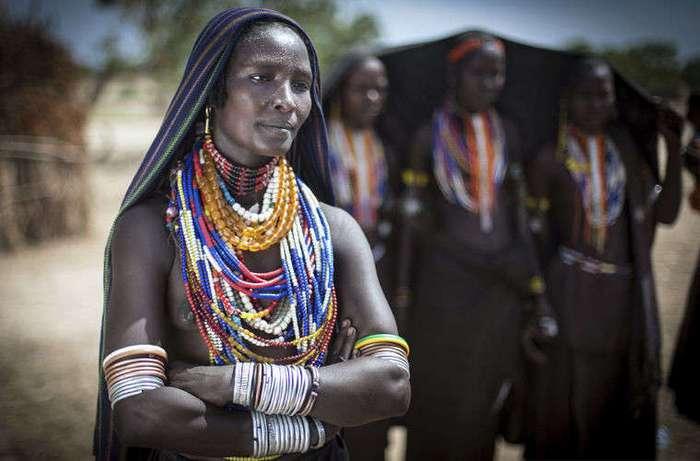 Жуткие африканские традиции