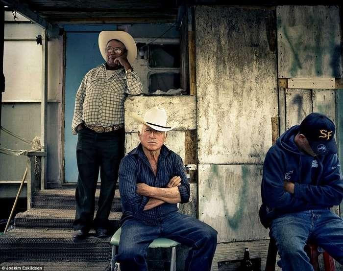 Честный взгляд датского фотографа на бедность в США