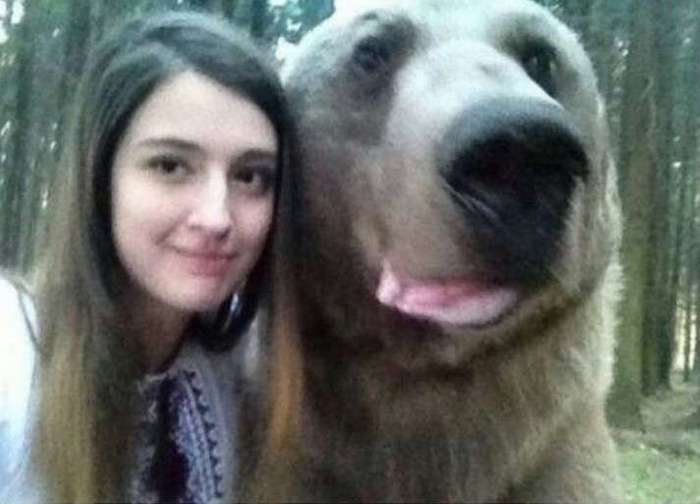 20 убойных селфи, которые могли быть сделаны только в России