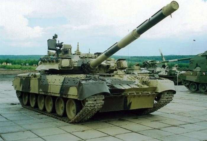 КАК Т-80 СТАЛ ТАНКОМ