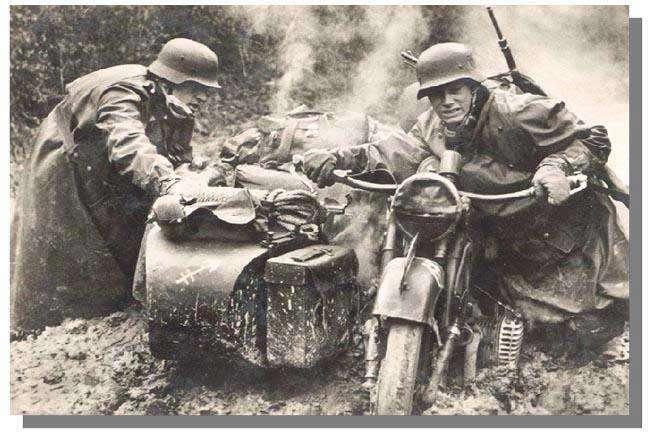 Как вермахт готовили к победам в Европе