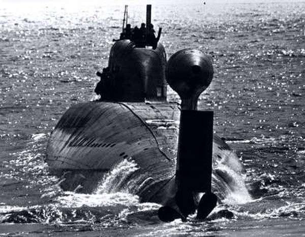 КАК ПОДВОДНИКИ К-324 ПОХИТИЛИ СУПЕРСЕКРЕТ ВМС США