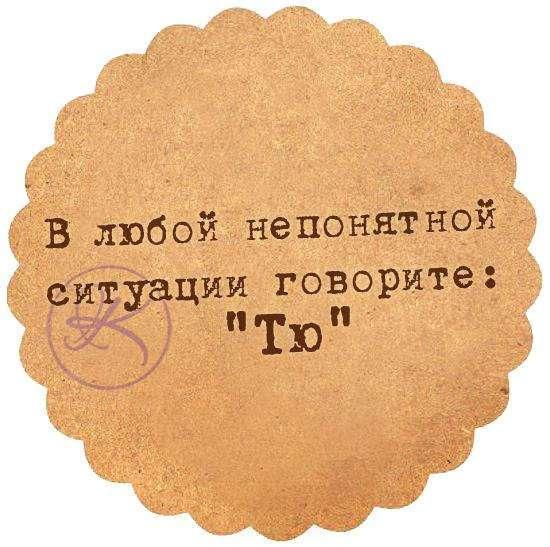 ВЕСЕЛЫЕ ФРАЗКИ В КАРТИНКАХ