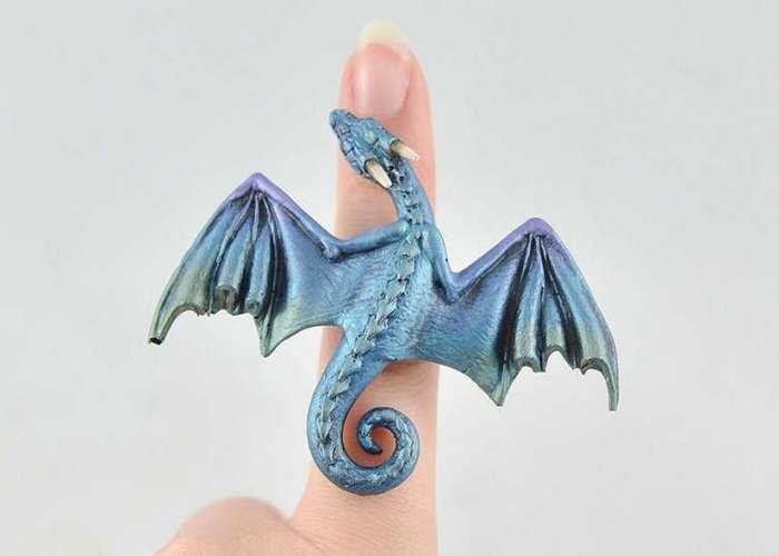 Фантастические украшения, способные превратить вас в мать драконов