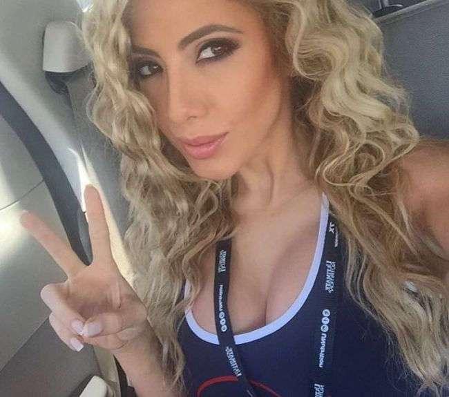 Колумбийская Ким Кардашьян