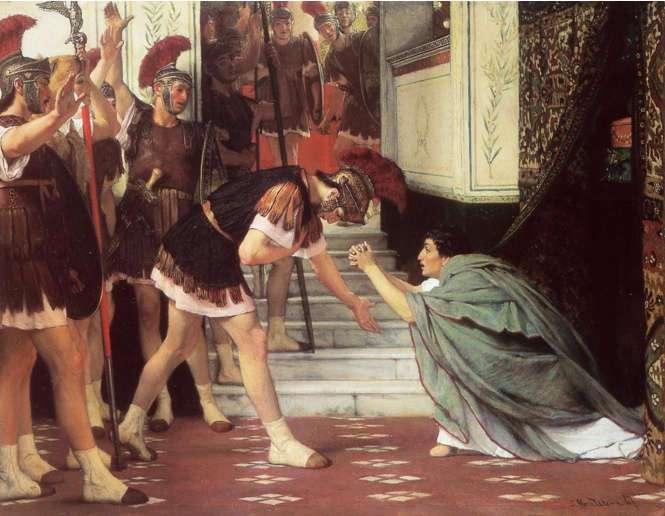 Элита элит. Спецназ древности