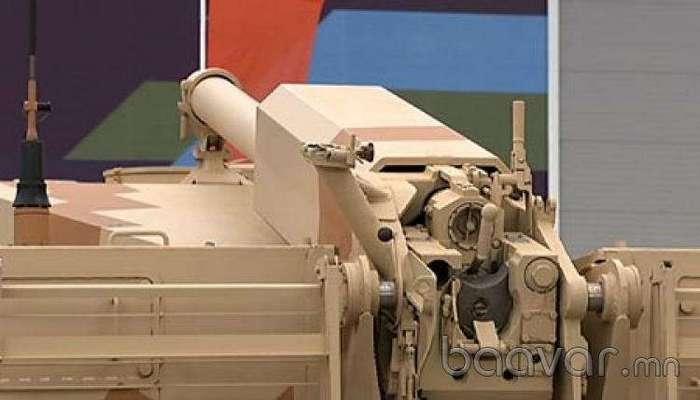 Рассекречена новая 120-мм САУ «Флокс»