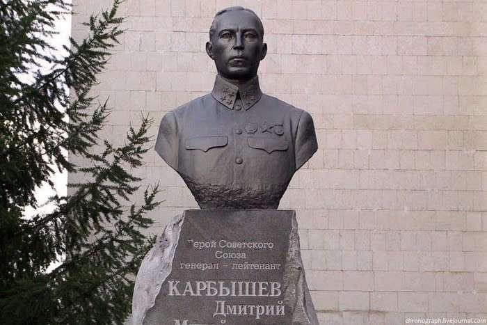 Две смерти генерала Карбышева