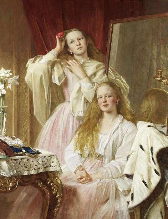 Манящий будуар – исключительно женская территория