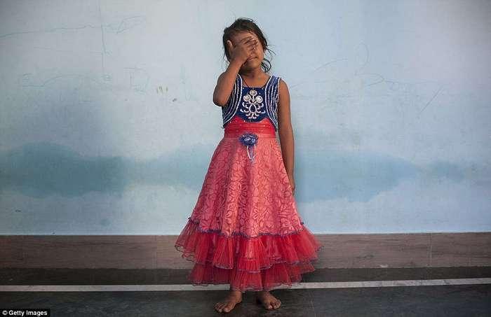 «Во мне ничего не осталось»: истории пяти индийских девочек, переживших насилие