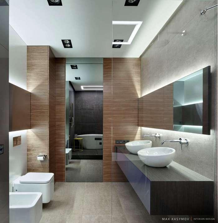 Интерьер квартиры в Москве от Max Kasymov Interior/Design