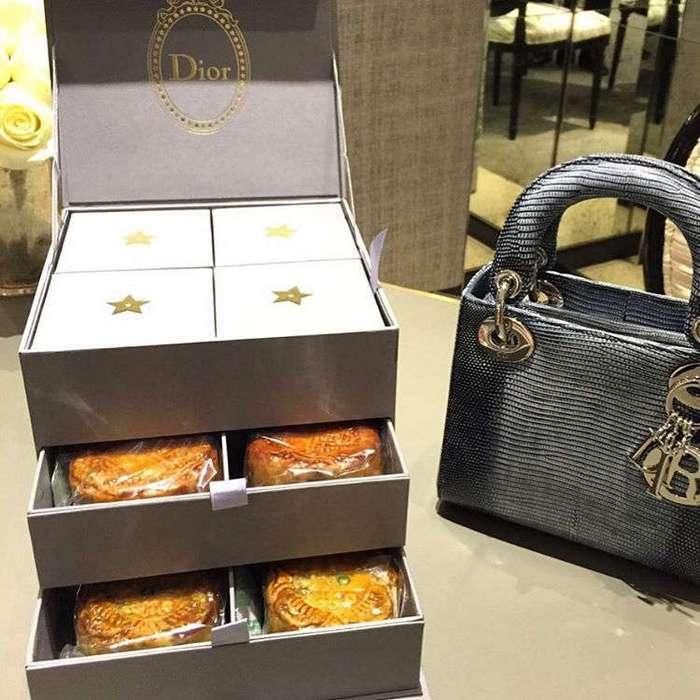 Пряники от Gucci и Dior для богатеньких китайцев