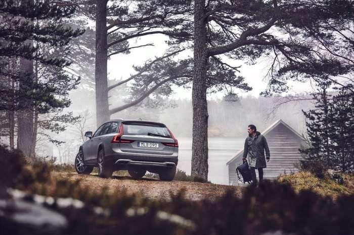 Volvo подарила автомобилистам новый супернадежный внедорожник