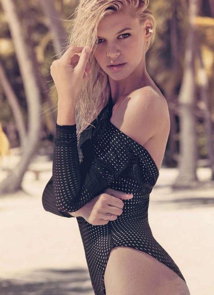 Келли Рорбах снялась для журнала «GQ», Мексика