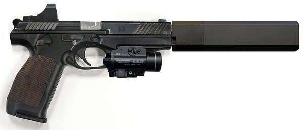 Пистолет Лебедева по заказу Минобороны пройдет испытания до конца года