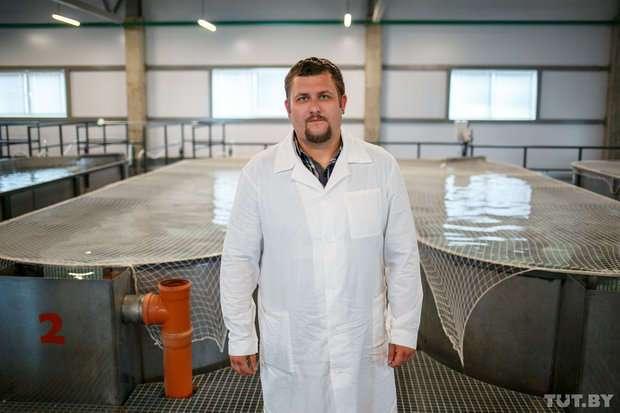 Как в Беларуси производят черную икру