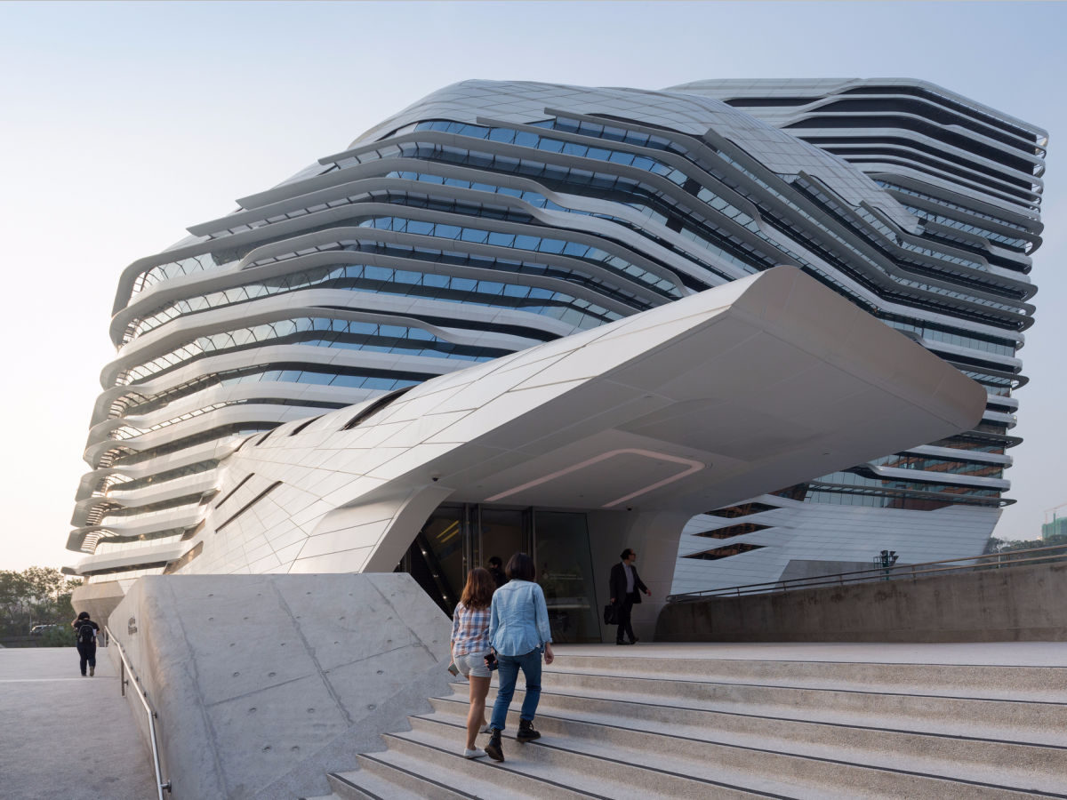 Архитектурные шедевры, которые надо увидеть хотя бы на фото