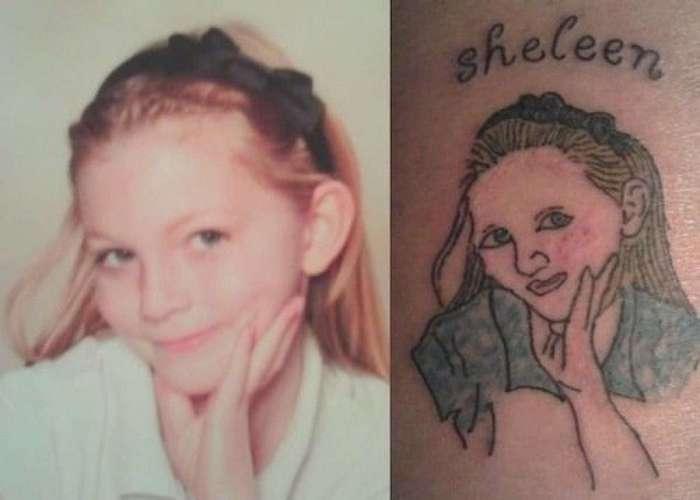 25 идиотов, которые решили сэкономить на татуировке