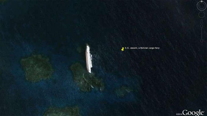 11 невероятных открытий, которые принесли нам Google карты