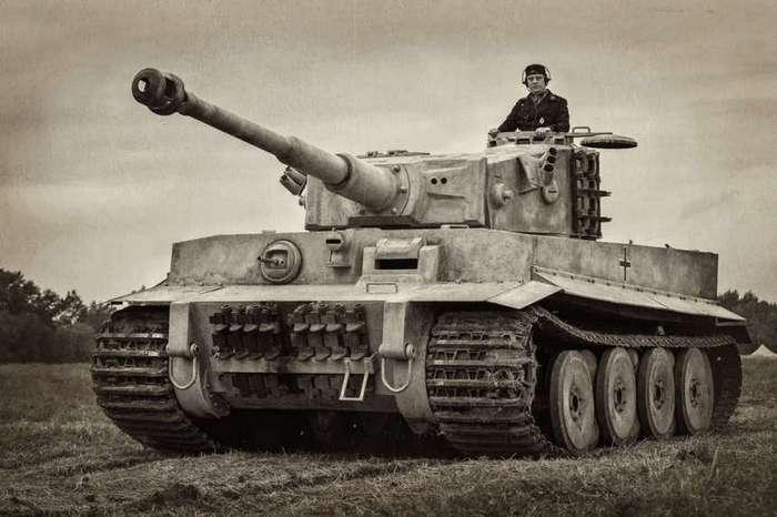 «Королевский Тигр» нацистской Германии — супероружие или супермиф?