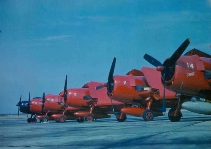 Воздушная битва над Палмдэйлом. Фееричное фиаско ВВС США