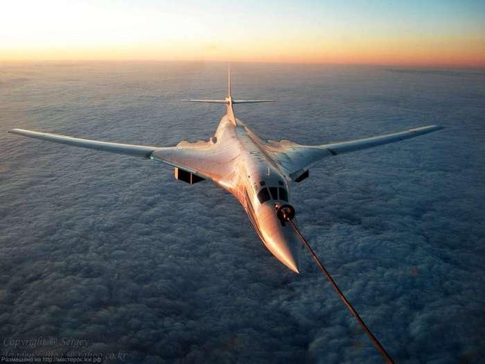 Ту - 160. Крылатая гордость России